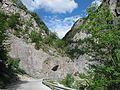 Rruga në kanionin e Rugovës.JPG