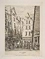 Rue Pirouette aux Halles (Rue Pirouette aux Halles, Paris, after Laurence) MET DP813218.jpg