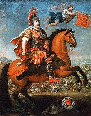 Georg Philipp Rugendas - John III Sobieski (1690s)
