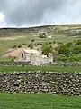 Ruined Barn, Fremington. - geograph.org.uk - 431274.jpg