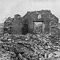 Ruiny więzienia Pawiak Ruiny celi.jpg