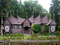 Rumah Gadang - Wikipedia Bahasa Melayu, ensiklopedia bebas