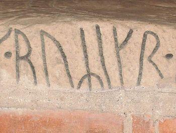 Rune for Rurik