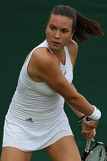 Elena-Gabriela Ruse Romanian tennis player