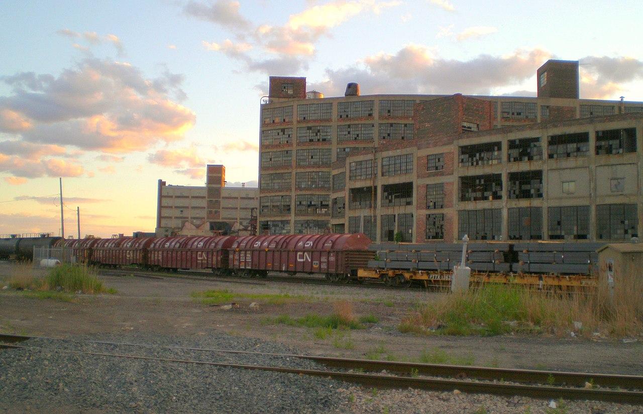 bankruptcy estate Detroit Michigan
