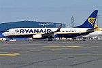 Ryanair, EI-FZR, Boeing 737-8AS (26834837367).jpg