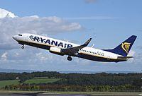 EI-ENI - B738 - Ryanair