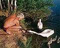"""Rybaření,LOCHENICE"""".. - panoramio.jpg"""