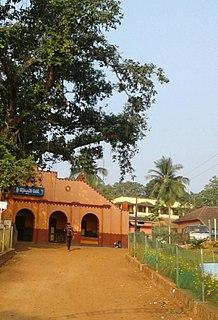 Perla, Kasaragod Town in Kerala, India