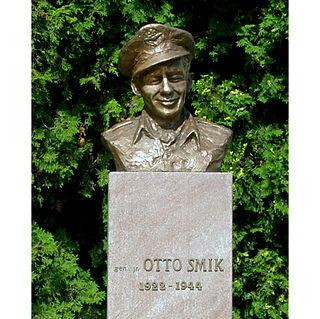Otto Smik slovak pilot