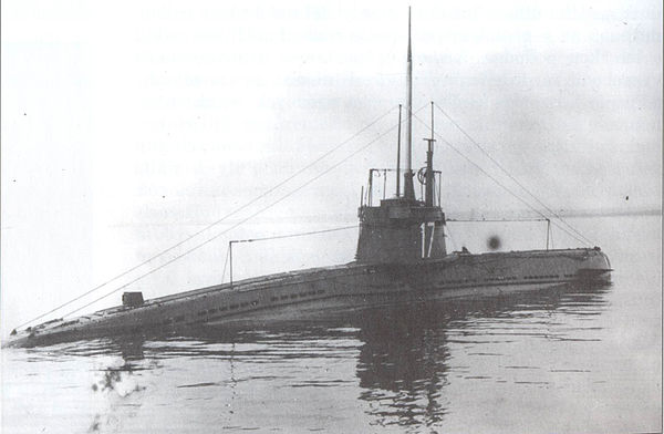 SM U-17 (Austria-Hungary)