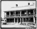 SOUTH ELEVATION OF MAIN HOUSE - Penacook House, Daniel Webster Highway (U.S. Route 3), Boscawen, Merrimack County, NH HABS NH,7-BOSC,1-1.tif