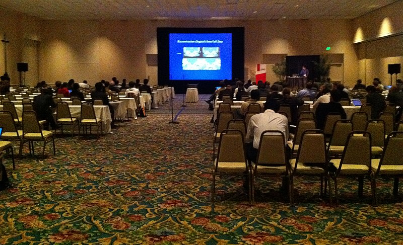 File:SPIE Medical Imaging San Diego 2012.JPG