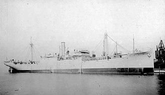 USS Walter D. Munson (ID-1510) - Image: SS Walter D. Munson (ID 1510)