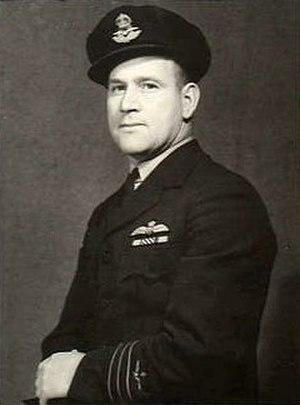 William Brill (RAAF officer) - Image: SUK12496Brill 1944