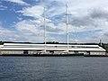 SV Hetairos alongside Princes Wharf Shed, Hobart.jpg