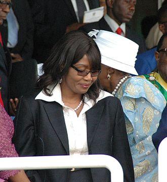 Prime Minister of Namibia - Image: Saara Kuugongelwa Amadhila