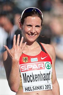 Sabrina Mockenhaupt (2012)