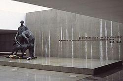 Il memoriale per il ricordo dei prigionieri