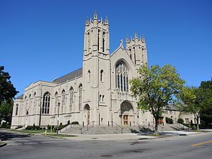 Roman Catholic Diocese of Rochester - Sacred Heart Cathedral