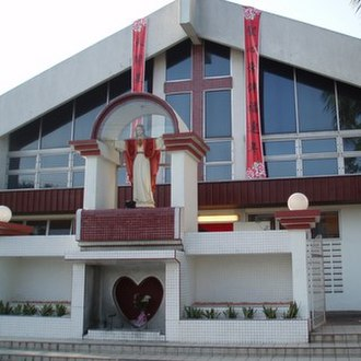 Roman Catholic Diocese of Malacca-Johor - Cathedral of the Sacred Heart of Jesus