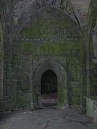 Sacristy Arch
