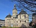 Saint-Amand-les-Eaux (Nord) - Abbaye de Saint-Amand - Anciens pavillons d'entrée - Echevinage - 42660886724.jpg