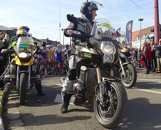 Saint-Amand-les-Eaux - Paris-Roubaix juniors, 12 avril 2015, départ (A89).JPG