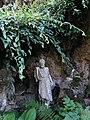 Saint-Cyr-au-Mont-d'Or - Ermitage du Mont Cindre - Jardin de prière, sculture 02.jpg