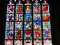 Saint-Godard (Rouen) - Baie 1 - arbre de Jessé Arnoult de Nimègue détail 2.JPG