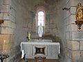 Saint-Saturnin (63) église autel chapelle.JPG