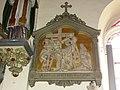 Saint-Vaast-Dieppedalle (Seine-Mar.) église, chemin de croix station 13.jpg