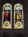Saint Isabel and Saint Joseph (1902), Magyaróvár Parish church, 2017 Mosonmagyaróvár.jpg