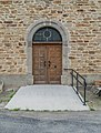 Saint Stephen church in Taurines 04.jpg