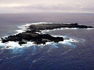 Isla Salas y Gómez island of Chile
