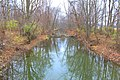 Saline River from Bridge on Sherman Road, London Township, Michigan - panoramio.jpg