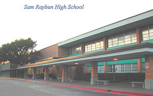 Pasadena Independent School District - Sam Rayburn High School