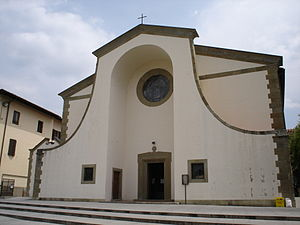 Pontassieve - Church San Michele Arcangelo