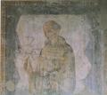 San Bernardino da Siena (Autore ignoto, scorcio di un ciclo di affreschi frammentari datati dal XIV al XV secolo, chiesa di San Cristoforo, Terni).png