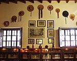 San Cristóbal - Na Bolom - Bibliothèque.JPG