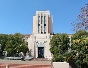 Government of San Diego County, California - The San Diego County Administration Center building, built in 1938