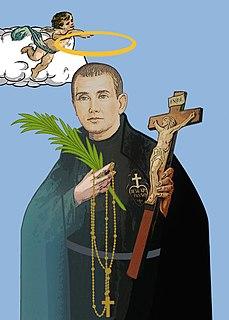 Innocencio of Mary Immaculate Spanish saint