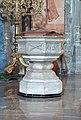 San Pere - Petra - Pica baptismal.JPG