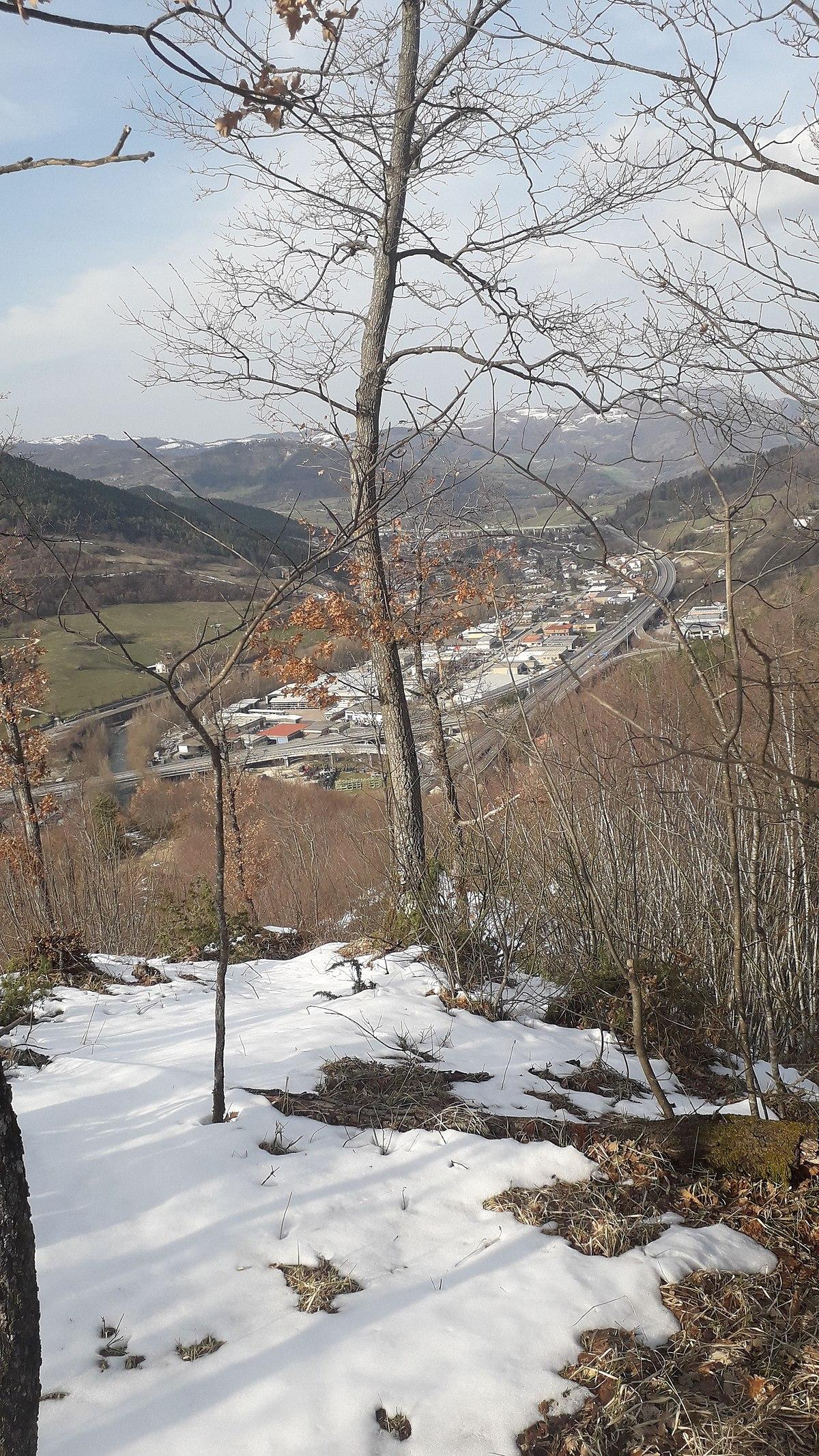 San piero in bagno wikipedia - Bagno di romagna provincia ...