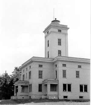 Sand Hills Light - Undated USCG photo