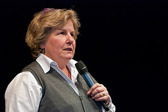 Women's Equality Party - Image: Sandi Toksvig in 2009