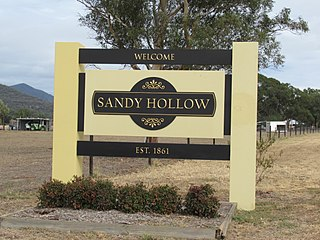 Sandy Hollow, New South Wales
