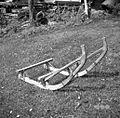 Sani za drva in hosto vlačit. Gorenji Novaki 1954.jpg