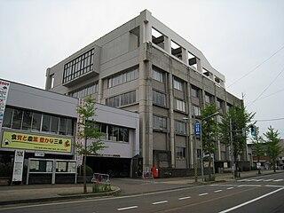 Sanjō, Niigata City in Chūbu, Japan