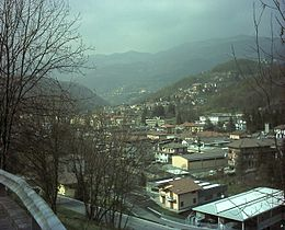 Sant'Omobono Terme – Veduta